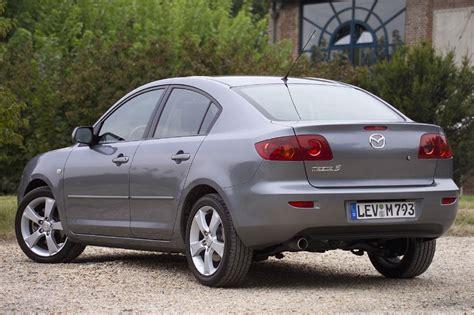 Mazda 3 Sedan 16 Citd Executive 2004 €� Parts & Specs