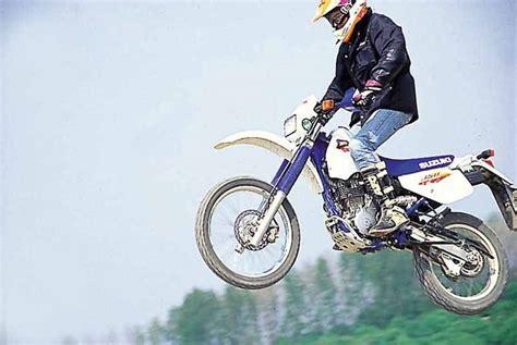 1993 Suzuki Dr350 by Suzuki Dr350 1992 1999 Review Mcn