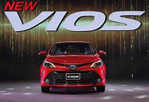 New Toyota Vios To Be Launched In India By 2017