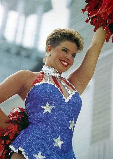 bedford  pride  pats cheerleader