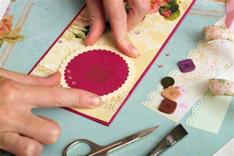 how to host a holiday card making party