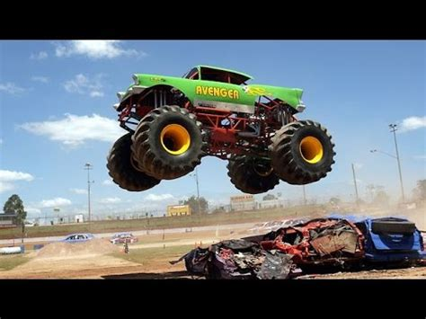 monster truck videos youtube dibujos animados camiones monster truck las mejores