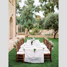 An Intimate Crete Wedding With Mediterranean Style