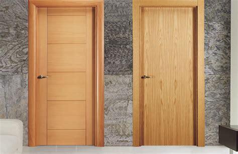 puertas madera espacios  proyectos