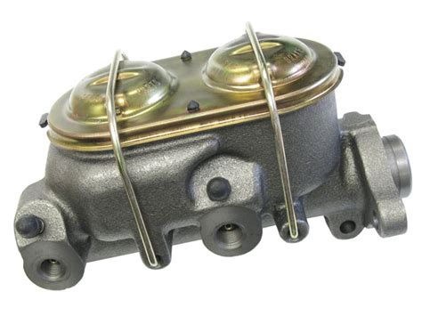chevrolet master cylinder  bleeders disc brake