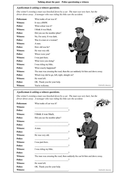 free past continuous worksheets middle school