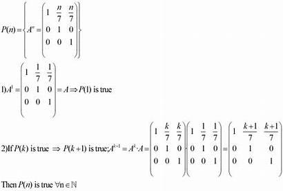 Matrices Powers Example