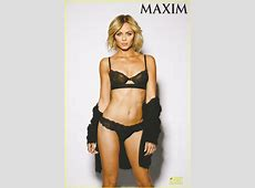 Laura Vandervoort Sheer Sexy for 'Maxim' Magazine March
