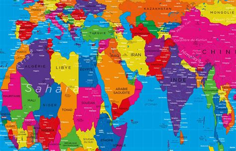 Carte Du Monde Francais by Carte Du Monde Gall Peters Manarola Mappemonde Gall