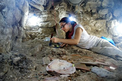 college  wooster archeologist leads discovery  maya