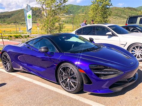 Mclaren 720s 1080x1080 The Best Designs And Art From