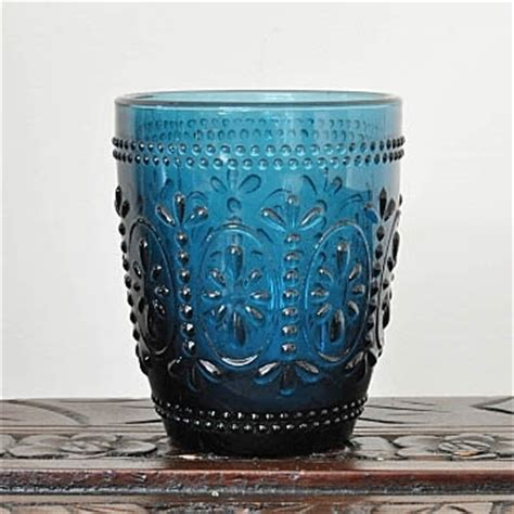 coloured pressed glass tumblers furnishcouk