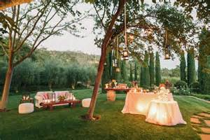 backyard wedding decor backyard wedding decoration ideas