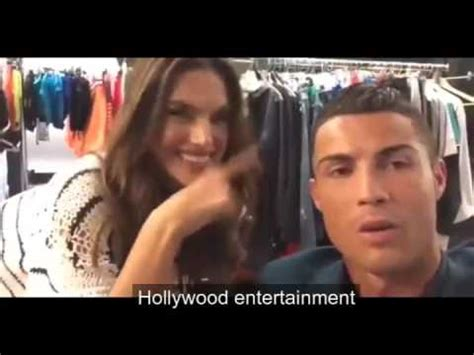 cristiano ronaldo and alessandra ambrosio together