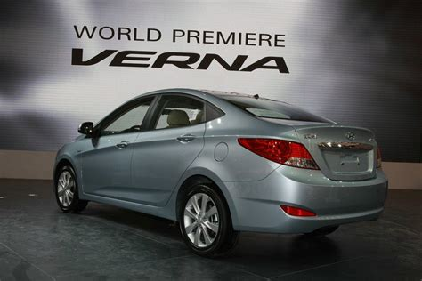 2018 Hyundai Verna Is All Set To Hit The Market