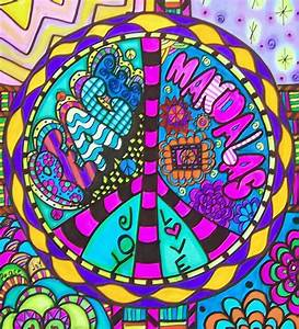 Hippie Love Peace & Joy Clipart - Clipart Suggest