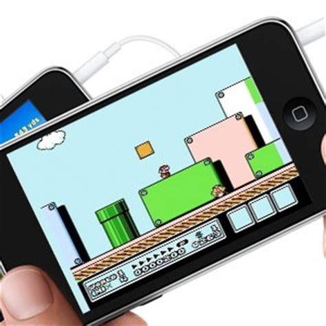 nintendo making mobile games flies   face