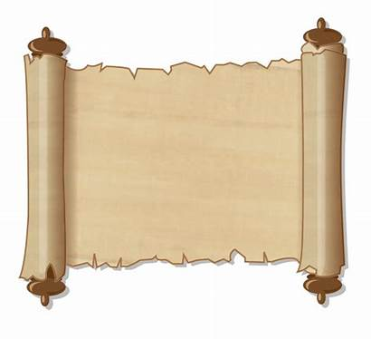 Scroll Bible Isaiah Clipart Clip God Result