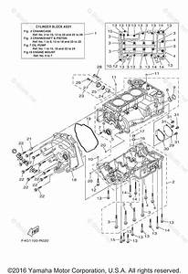 Yamaha Waverunner Parts 2016 Oem Parts Diagram For