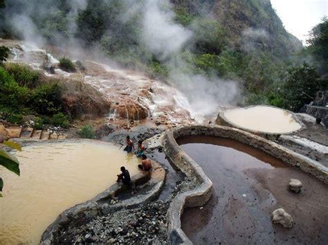 panorama objek wisata gunung kelud  kediri jawa timur