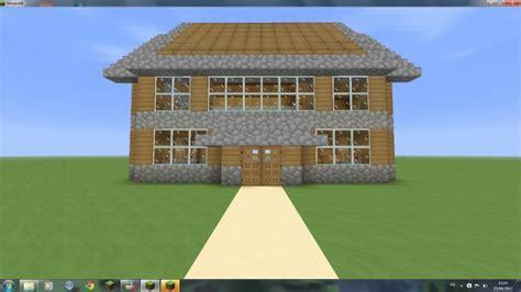 minecraft maison en bois minecraft maison en bois