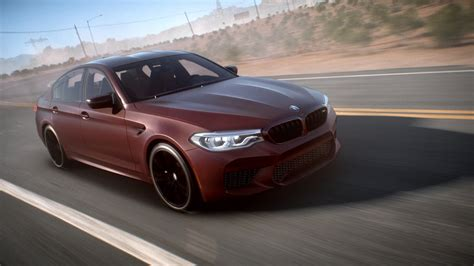 Drive The New Bmw M5 First In Need For Speed Payback! News