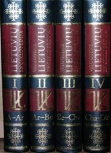 Lithuanian Encyclopedias
