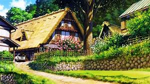 Awesome, Country, Cottage, Hd, Wallpaper, For, Desktop ...