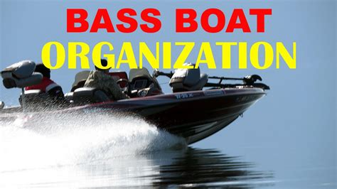 Bass Boat Organization Ideas by Bass Boat Organization Tackle Storage Doovi