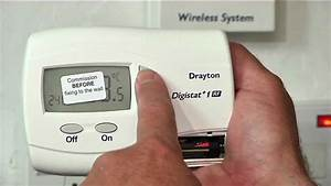 Commissioning A Wireless Room Thermostat