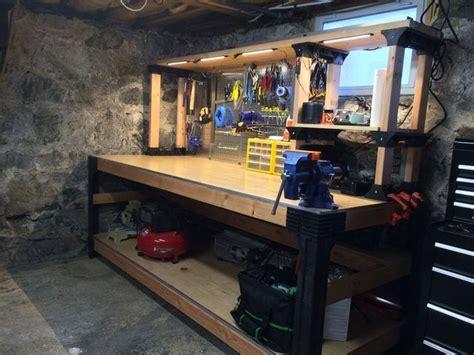 basics workbench en  garage storage garage