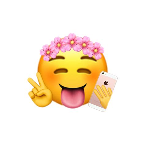 aesthetic emoji iphone girly sticker  vocaloidd