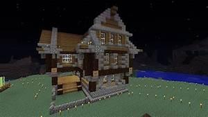 Maison De Riche : minecraft survie et construction pisode 4 une maison ~ Melissatoandfro.com Idées de Décoration