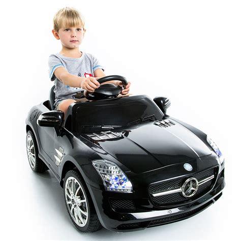 ride on car mercedes benz sls amg kids ride on car 6v electric