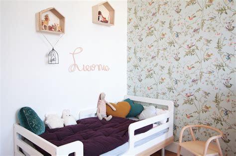deco chambre hello chambre fille vintage retro romantique vert menthe