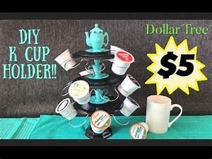 Dollar Tree DIY K Cup Holder