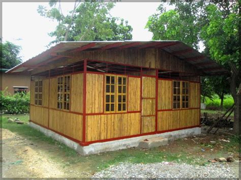 modern bamboo houses interior  exterior designs