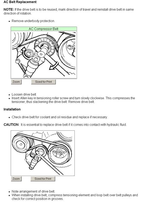 Need Diagram Showing How Install Serpentine Belt