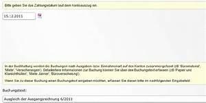 Rechnung Buchen Nach Leistungsdatum Oder Rechnungsdatum : buchen leicht gemacht mit f r jedermann ~ Themetempest.com Abrechnung