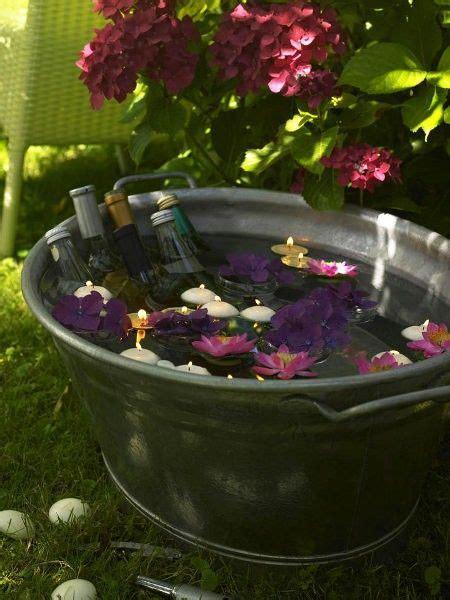 Getränke Kühlen Gartenparty by Wir Feiern Ein Rauschendes Sommerfest Mit Deko Zum