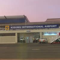 Discussed diseases, frequent traffic accidents, extreme material shortages. Kisumu International Airport - Wikipedia