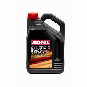 Huile Moteur Essence : huile moteur motul synergie 5w40 essence 5 l ~ Melissatoandfro.com Idées de Décoration