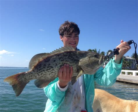 fishing grouper fortmyers myers fort