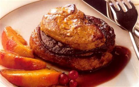 recette foie gras  magret en tournedos rossini