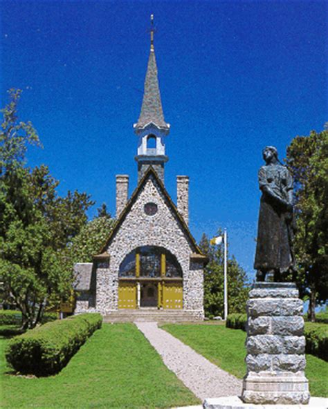 Grand Pre:Church:Acadian Ancestral Home