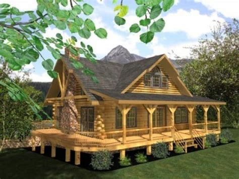 Log Cabin Homes Floor Plans Log Cabin Kitchens, Log Cabin