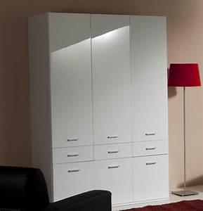 Armoire 6 Portes : armoire 3 portes 6 tiroirs versa ~ Teatrodelosmanantiales.com Idées de Décoration
