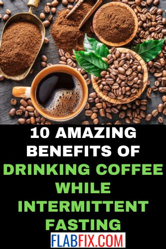 But that seems to be part of the deal when you're intermittent. 10 Amazing Benefits of Drinking Coffee While Intermittent Fasting - Flab Fix