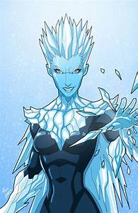 Killer Frost by phil-cho on DeviantArt