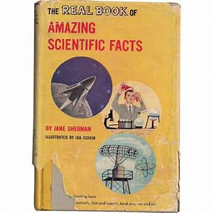 'The Real Book of Amazing Scientific Facts' hard back Book ...